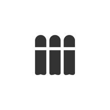 Siple Geometric Abstarct Window Logo Vector