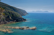 Mittelmeerküste bei Populonia, Toskana