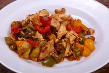 Roasted Pork With Vegetables