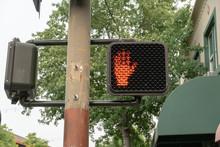 Do Not Cross Signal