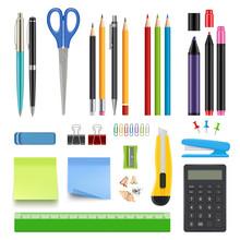 School Stationery. Pencil Shar...