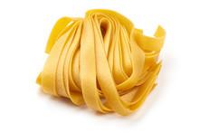 Italian Fettuccine Pasta, Clos...