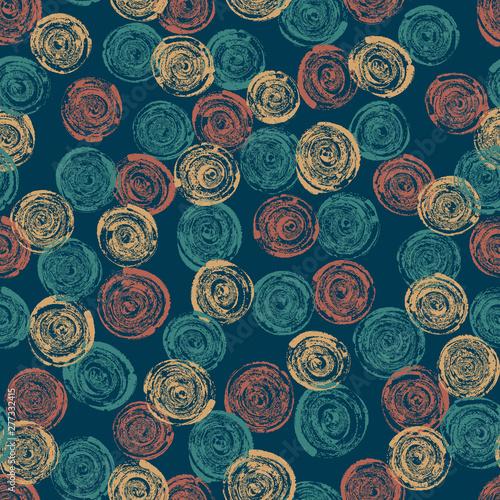 Vászonkép Seamless abstract pattern