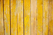wood texture background. Yellow old panel of boards
