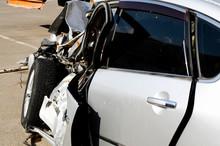 Heavily Broken Car, Apparently...