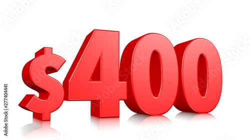 Papel de parede  400$ Four hundred price symbol