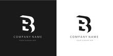B Logo, Modern Design Letter C...