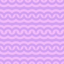 Vector Seamless Pattern With W...