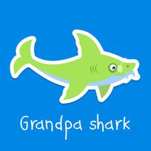 Grandpa Shark