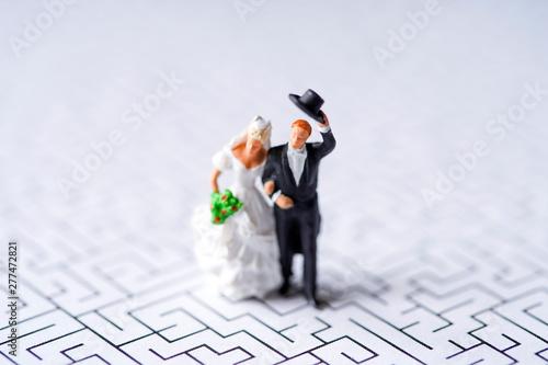 Photo 迷路・結婚