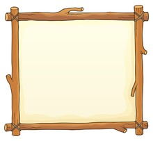 Wooden Board Theme Image 2