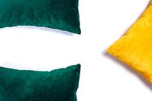 Bright Decorative Soft Pillows...