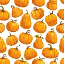 Pumpkin Vegetables, Gourds And...