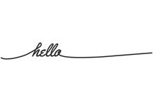 World Hello Day, November 21 I...