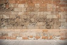 Ancient Brickwall Texture Back...