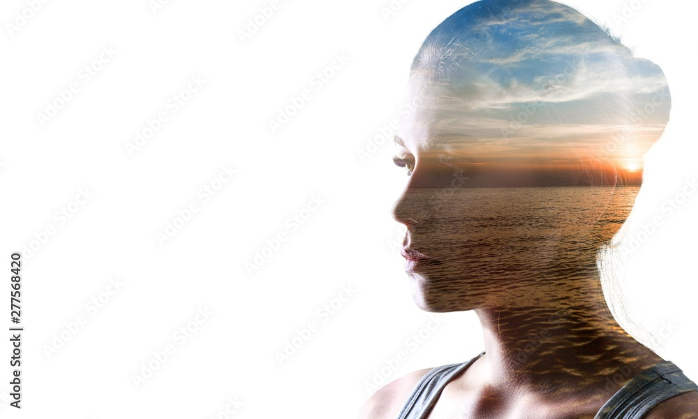 Fototapeta Abstract.