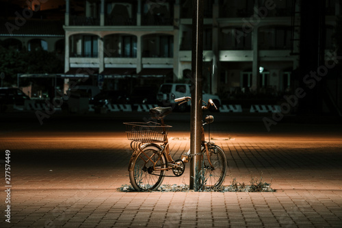 Wall Murals Bicycle Photo