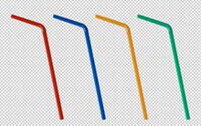 Colorful Flexible Plastic Stra...