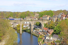 Bridge Over The River Nidd, Knaresborough