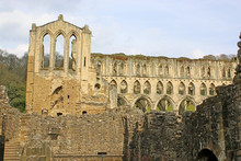 Rievaulx Abbey, Yorkshire