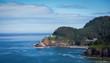 Coast USA Water Travel Natue Beautiful Rocks