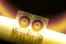 Audio Cassette For Music Nostalgia Play Vintage