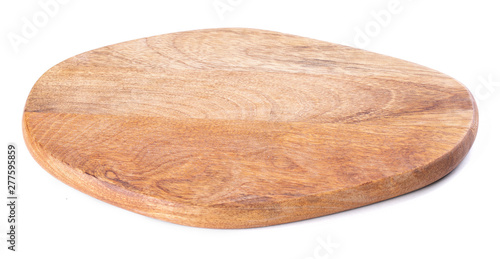 Wooden oval kitchen board Poster Mural XXL