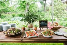 Summer Italian Buffet