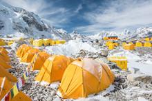 Mount Everest Basecamp Region