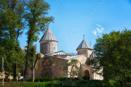 Fényképezés  Haghartsin monastery in summer. Armenia.