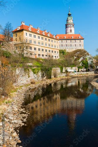Castle of Cesky Krumlov