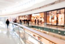 Blurred Big Sales On Black Fri...