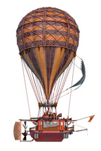 Vintage Hot Air Balloon Two