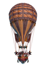 Vintage Hot Air Balloon Three