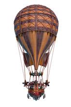 Vintage Hot Air Balloon Three