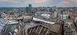 Leinwanddruck Bild - Birmingham view across the city