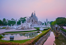 The Moat Around  White Temple,...