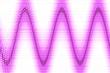 canvas print picture - abstract, design, light, wallpaper, blue, illustration, purple, wave, pink, backdrop, art, graphic, digital, pattern, texture, technology, fractal, line, backgrounds, space, curve, lines, fantasy