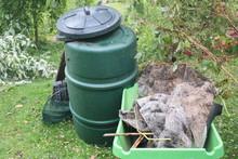 Work Gardening In Organic Gard...