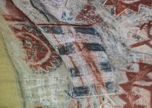 Chumash Painted Cave Pictographs