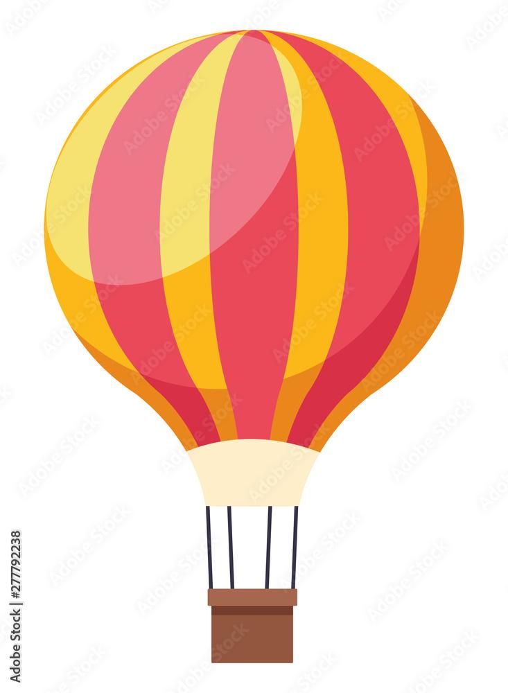 Fototapety, obrazy: fun hot air balloon symbol