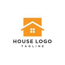 House Home Roof Logo Vector Icon Design