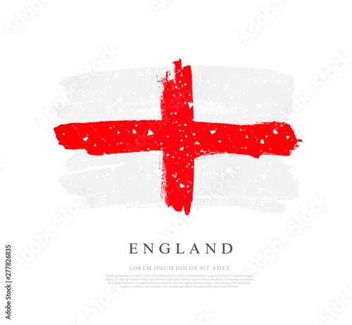 Photographie Flag of England