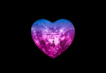 Heart Shape Love Symbol With H...