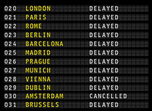 Delayed And Cancelled Flights ...
