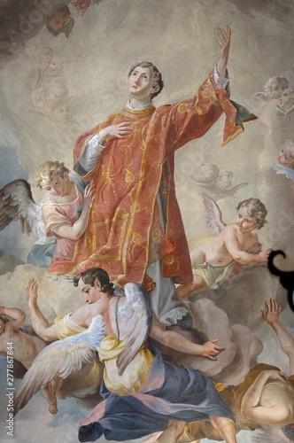 Photo Apotheosis of St