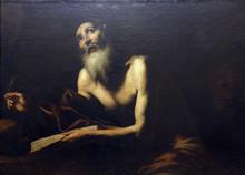 Jusepe De Ribera Lo Spagnoletta: St. Jerome