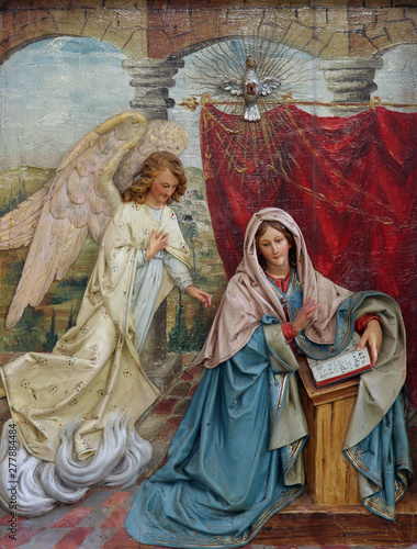 Photo The Annunciation