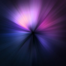 Abstract Blue Pink And Purple Zoom Effect Background