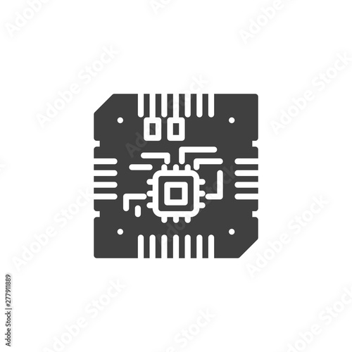 motherboard cpu vector icon computer chip circuit filled flat sign for mobile concept and web design computer component hardware glyph icon symbol logo illustration vector graphics buy this stock vector and motherboard cpu vector icon computer